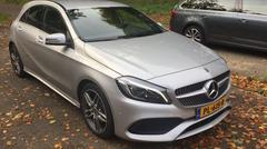 Mercedes-Benz A 180 Business Solution AMG
