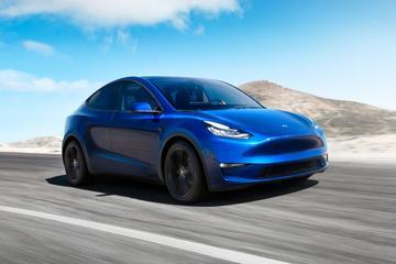 Dit is de Tesla Model Y