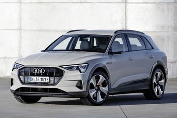 Audi E-tron heeft definitieve prijs