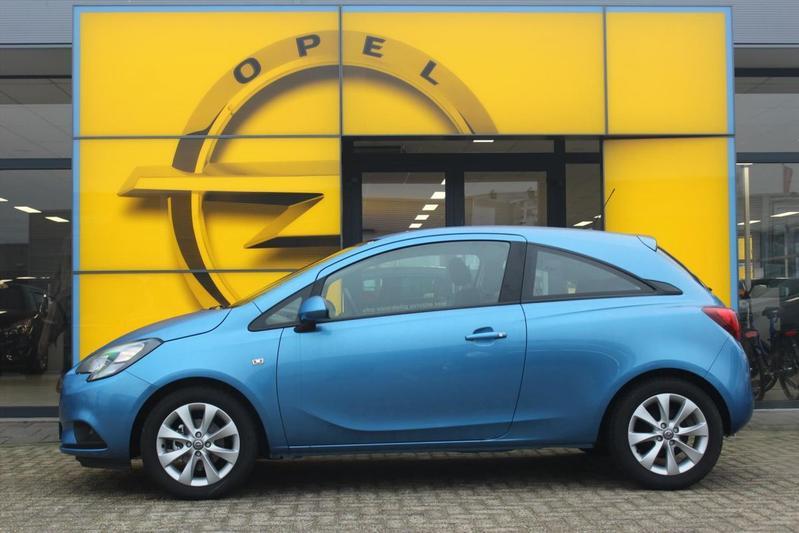 Opel Corsa 1.4 Edition (2016)