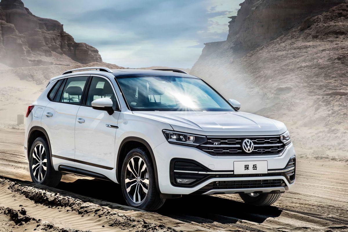 2018  [Volkswagen] Tayron 27pyv5pbpa4g