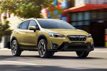 Prijzen vernieuwde Subaru XV bekend