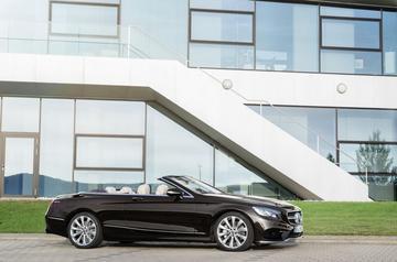 Prijzen gefacelifte Mercedes S Coupé en Cabrio