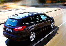 Ford Focus Wagon 1.6 TDCi 115pk Trend