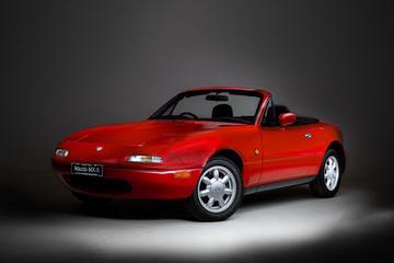 Mazda levert nieuwe onderdelen voor MX-5 NA