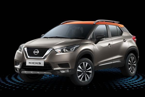 Nissan Kicks nu voor India