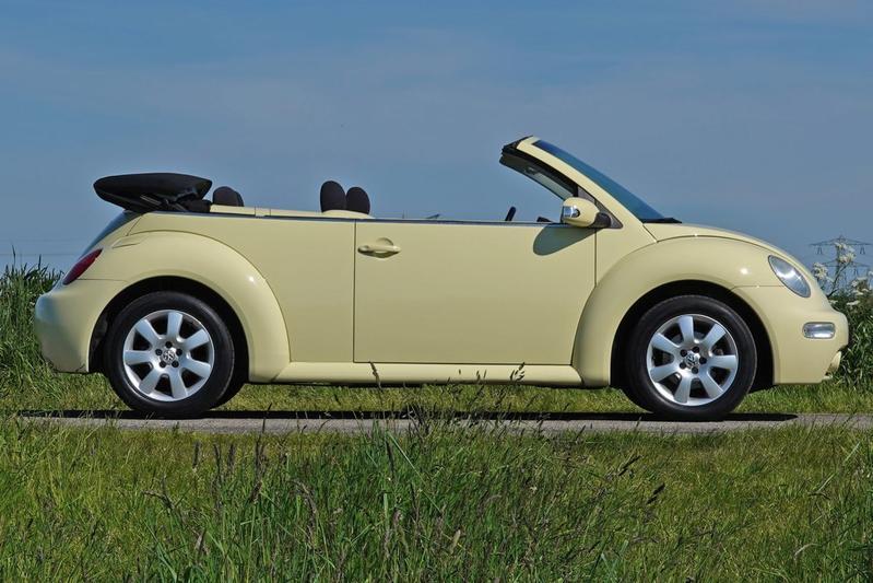 Volkswagen New Beetle Cabrio - Koopwijzer