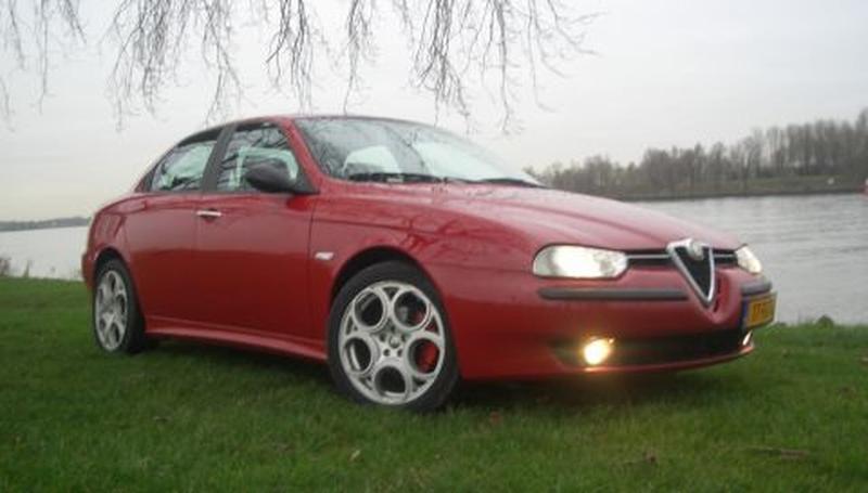 Alfa Romeo 156 1.8 T.Spark 16V (2000)