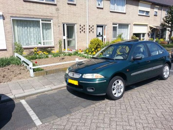 Rover 216 Si (1996)