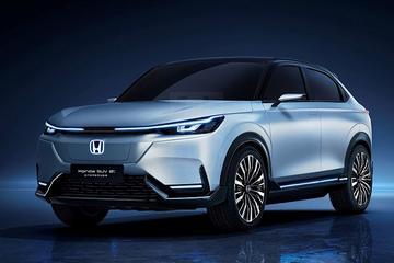 Honda SUV e: Prototype is elektrische HR-V