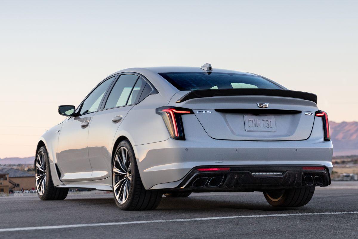 Cadillac CT4-V Blackwing en CT5-V Blackwing