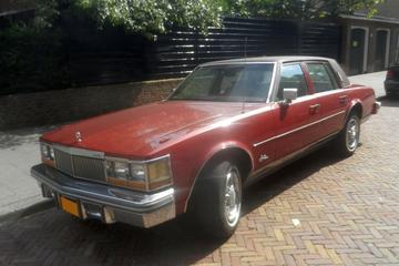 In het Wild: Cadillac Seville (1978)