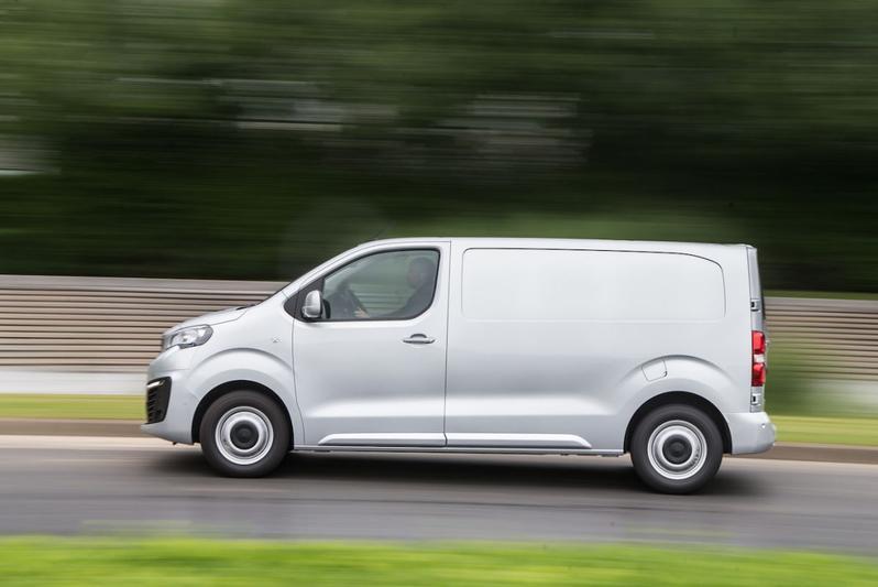 Gereden Peugeot Expert en Citroën Jumpy