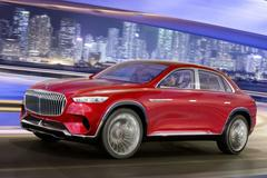 Gelekt: Mercedes-Maybach Ultimate Luxury Concept