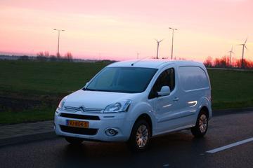 Gereden: Citroën Berlingo Electric