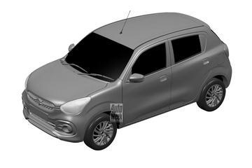 Nieuwe Suzuki Celerio uitgebreid in beeld