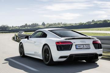 Dit is de Audi R8 V10 RWS!