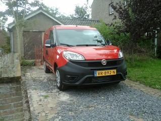 Fiat Doblò Cargo 4-deurs bestelwagen 2015-heden (2015)