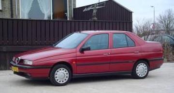 Alfa Romeo 155 1.6 Twin Spark 16V (1997)