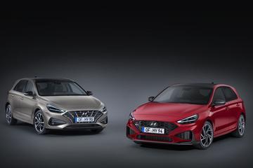 Hyundai i30 ondergaat facelift