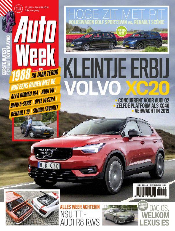 AutoWeek 24 2018