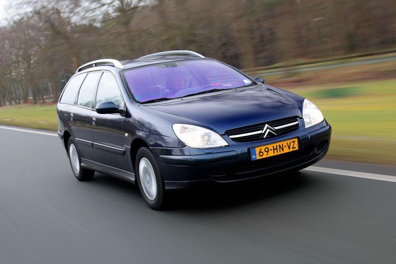 Klokje Rond - Citroën C5 2.0 HDI - 668.748 km