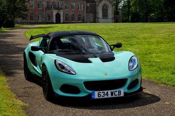 Lotus presenteert Elise Cup 250