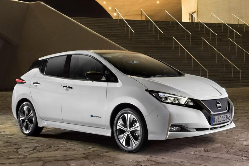 Nissan Leaf 40kWh N-Connecta (2020)