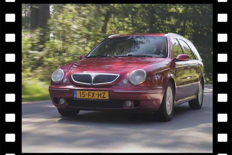 Videoflashback: Lancia Lybra 1.9 JTD - 982.363 km - Klokje Rond