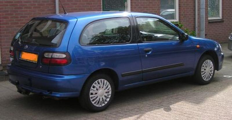 Nissan Almera 1.4 S (1998)