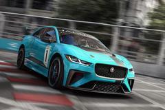 Jaguar presenteert i-Pace eTrophy