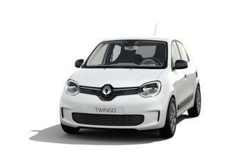 Back to Basics: Renault Twingo Electric
