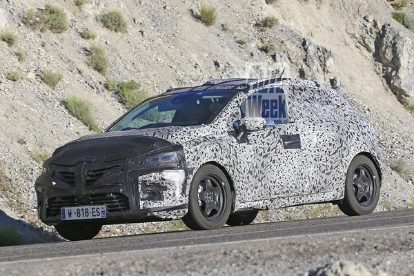 Video: Renault Clio - Spionage