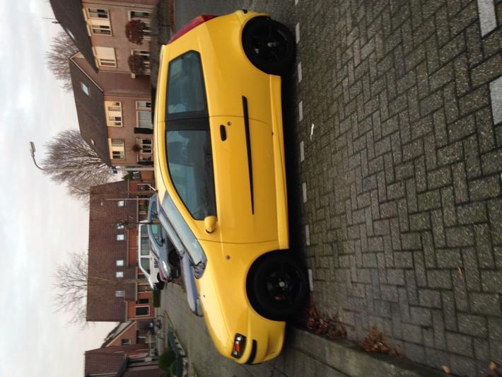 Fiat Punto 1.2 16v Sporting (2001)