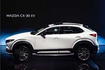 Elektrische Mazda CX-30 EV gepresenteerd