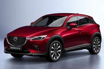 Mazda CX-3 nu ook in Europese trim