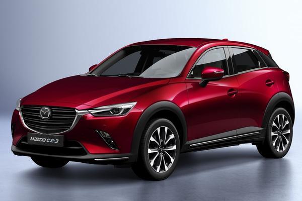 Nieuwe dieselmotor voor Mazda CX-3