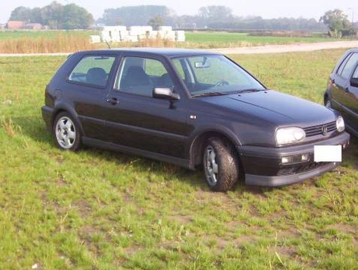 Volkswagen Golf 2.0 GTI 16V (1994)