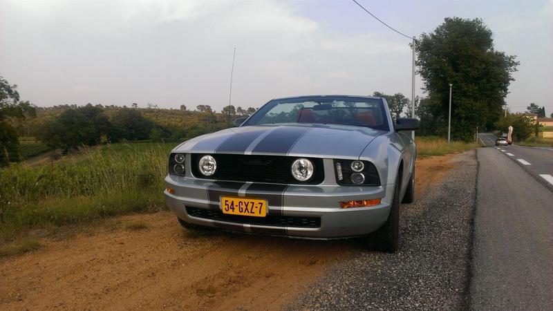 Ford Mustang V6 Convertible (2006) #2