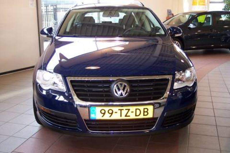 Volkswagen Passat Variant 1.9 TDI 105pk Trendline (2007)