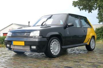 Renault 5 GT Turbo (1986)