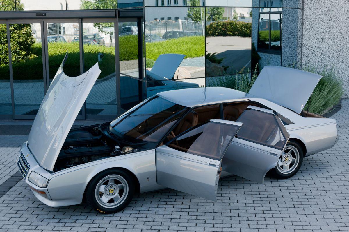 Ferrari Pinin 1980