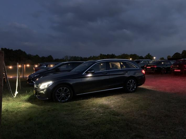 Mercedes-Benz C 200 d Estate Ambition (2015)