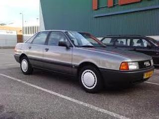 Audi 80 1.8 S (1989)