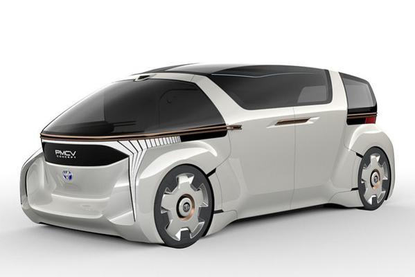 Toyota Auto Body met PMCV Concept naar Tokio