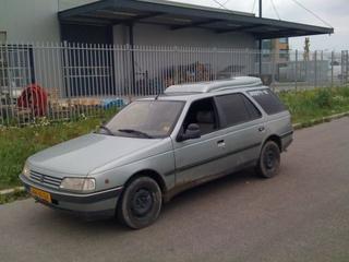 Peugeot 405 Break GLD (1992)