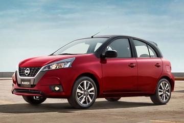 Opgewarmd: oude Nissan Micra weer gefacelift