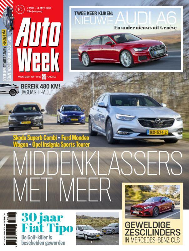 AutoWeek 10 2018