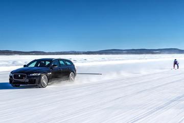 Jaguar vestigt bijzonder record met XF Sportbrake