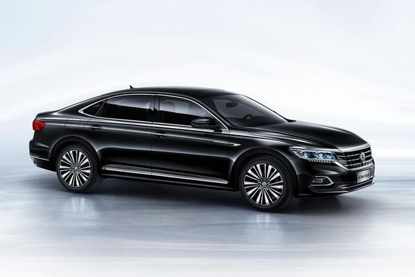 Nieuwe Volkswagen Passat onthuld
